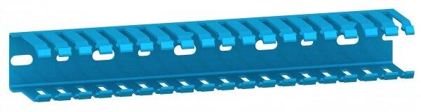 Кабель-канал 30Х35Х2000 мм (1упак-8 шт.) синий Schneider Electric, AK2GA33