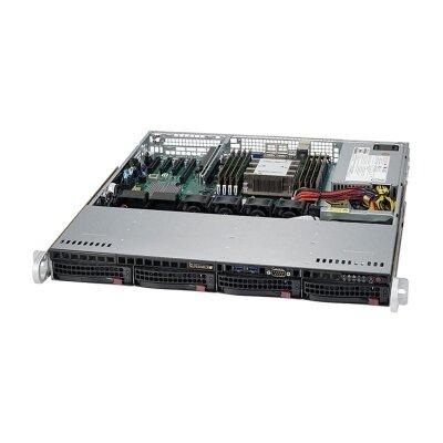 Серверы Rack-dense Servers Middle Class Business Servers SUPERMICRO SYS-5019P-MT
