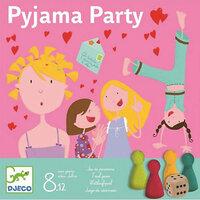 Настольные игры Djeco Настольная игра Пижамная вечеринка Pyjama Party