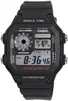 Наручные часы CASIO AE-1200WH-1A COLLECTION