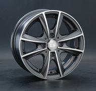 Диск LS Wheels 231 6,5x15 4/100 ET40 D73,1 GMF - фото 1
