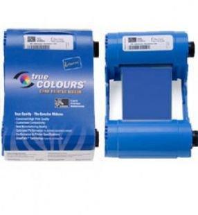 Zebra Красящая лента Blue monochrome для P1XXi, 1000 отпечатков, 800017-204