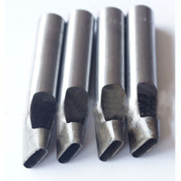 Пробойники овальные (щелевые) 4 мм