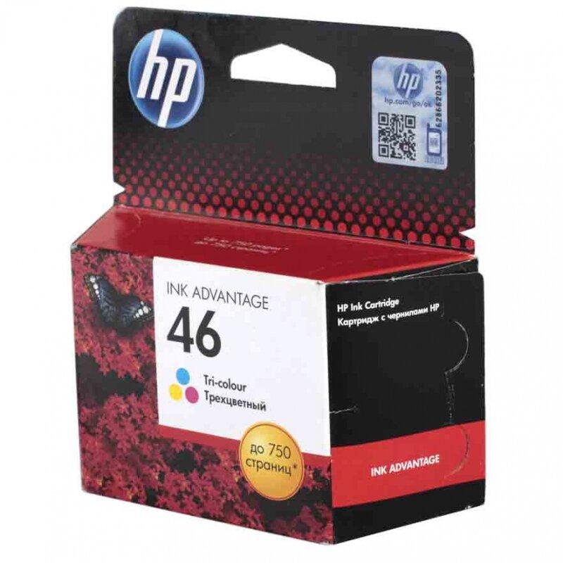 купить цветной картридж для принтера hp