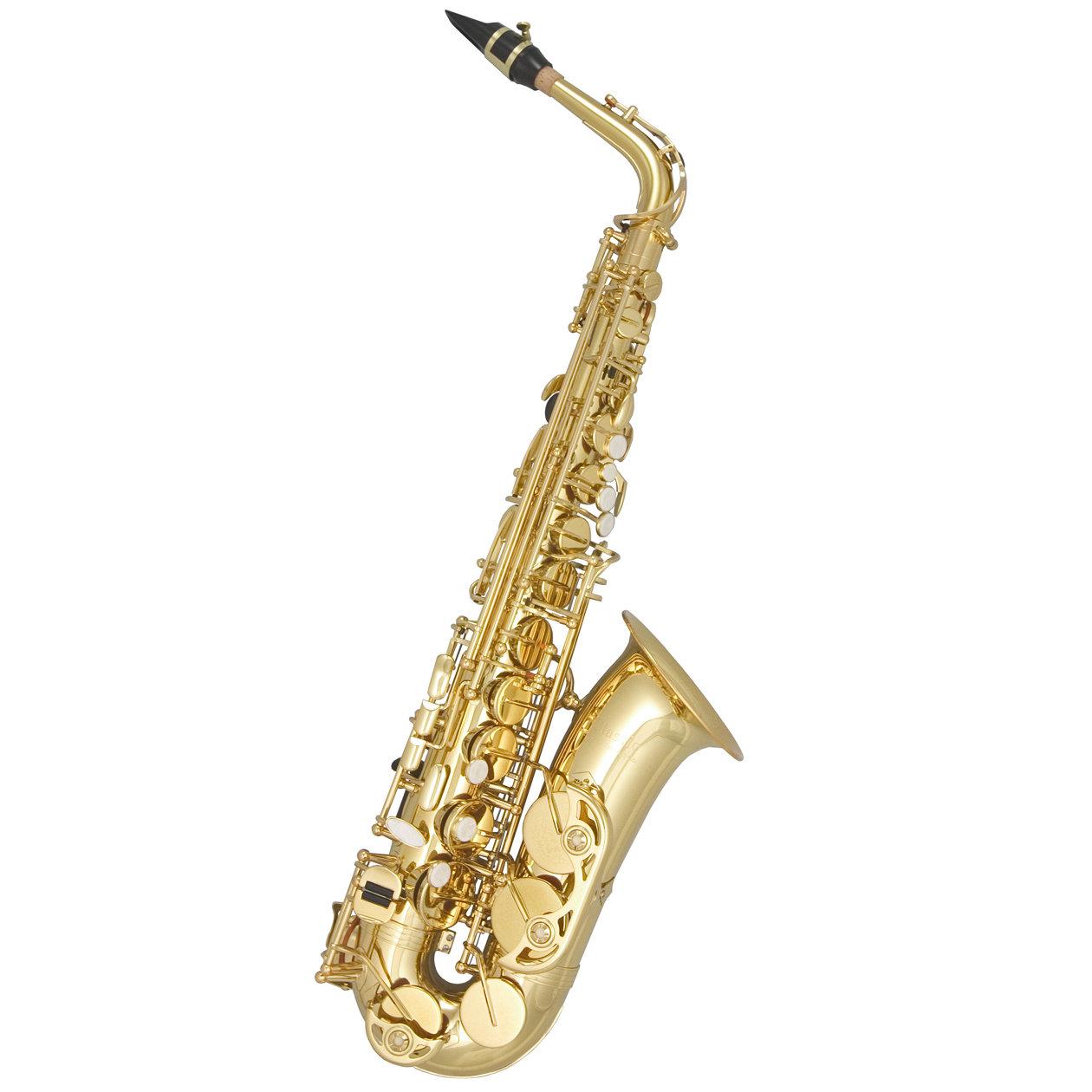 Альт саксофон Trevor James Classic II 3722G