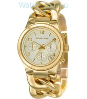 Наручные часы Michael Kors Runway Twist Chronograph MK3131