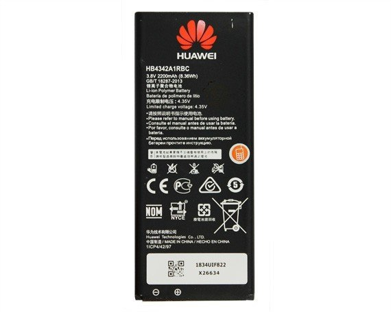 Аккумулятор для Huawei Honor 5A (HB4342A1RBC)