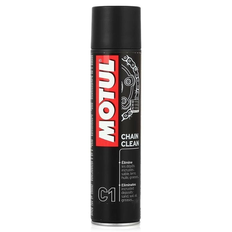 Смазка для цепи Motul C1 Chain Clean 400 мл (102980)