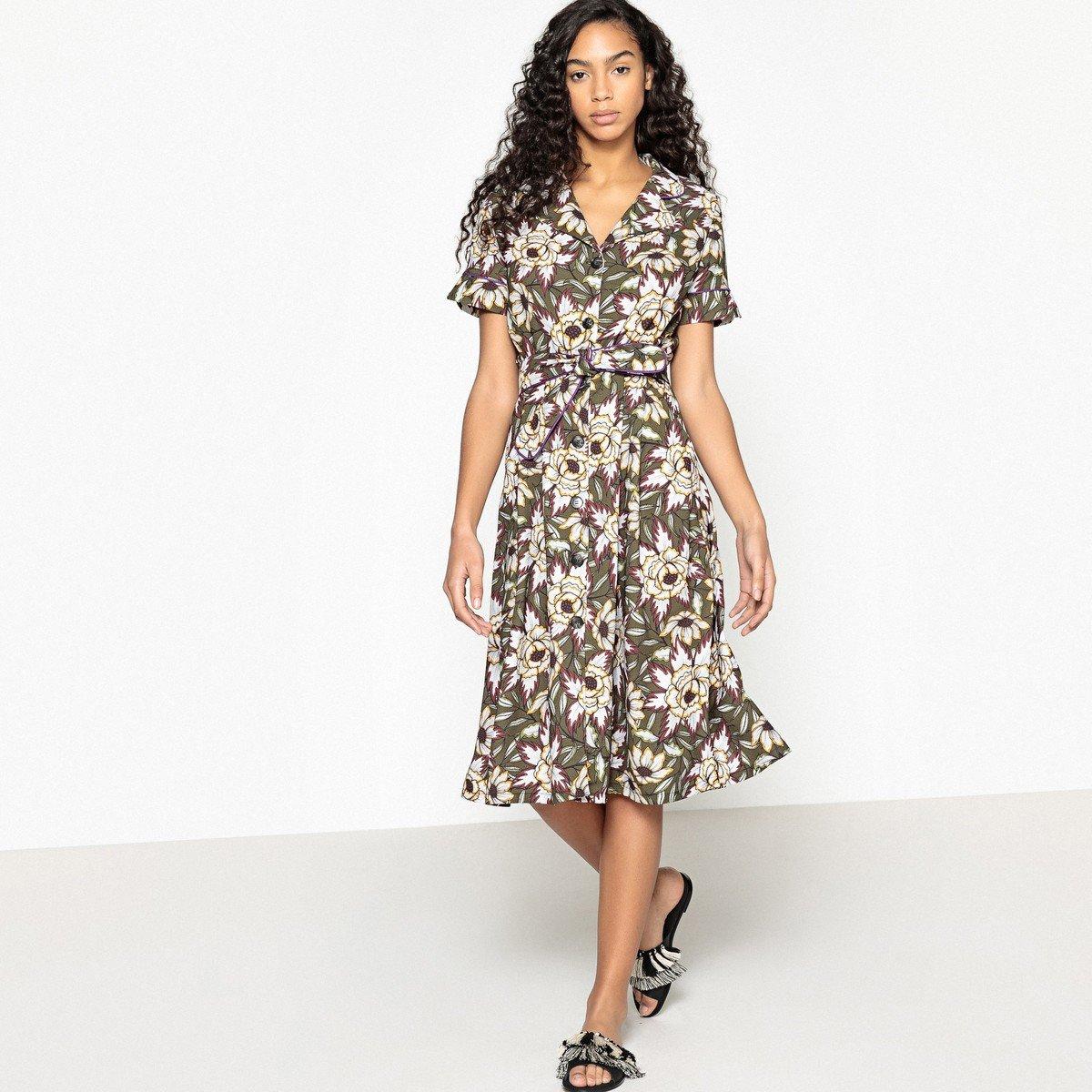 9f8676e8293 Платье с застежка поло купить ▽ в интернет магазине через каталог ...