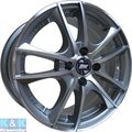 Колесный диск Racing Wheels H-505 6.5x15 4x98 ET40 58.6 SDS F/P - фото 1