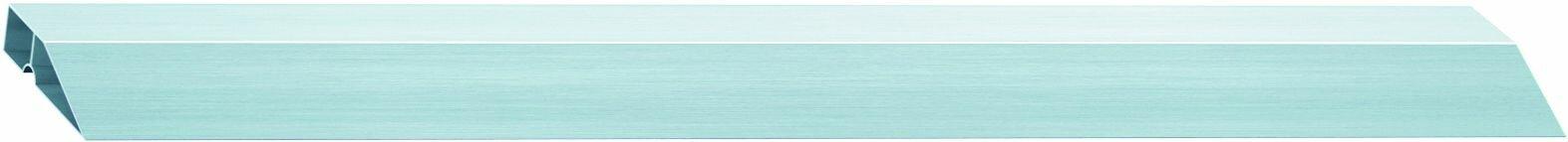 """Правило алюминиевое Сибртех """"Трапеция"""", 1 ребро жесткости, длина 1,5 м"""