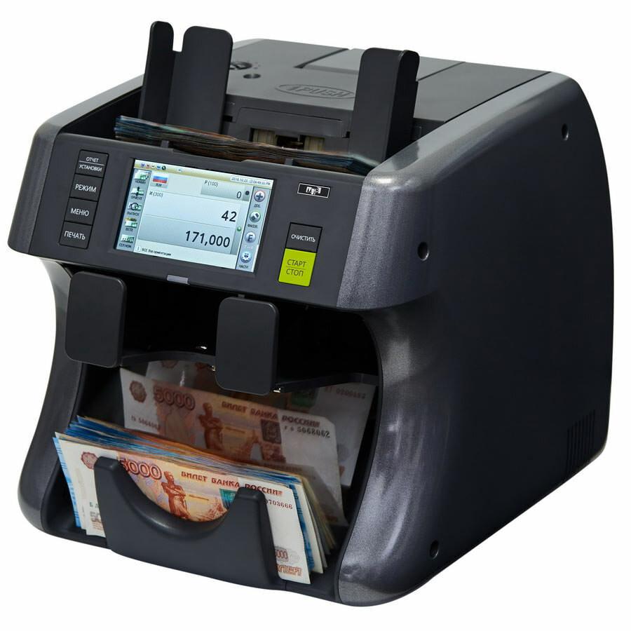 Сортировщик банкнот Hyundai MIB International Axiom