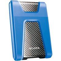 """Внешний жесткий диск ADATA DashDrive Durable HD650 2.5"""" 1.0Tb USB 3.0 Blue"""