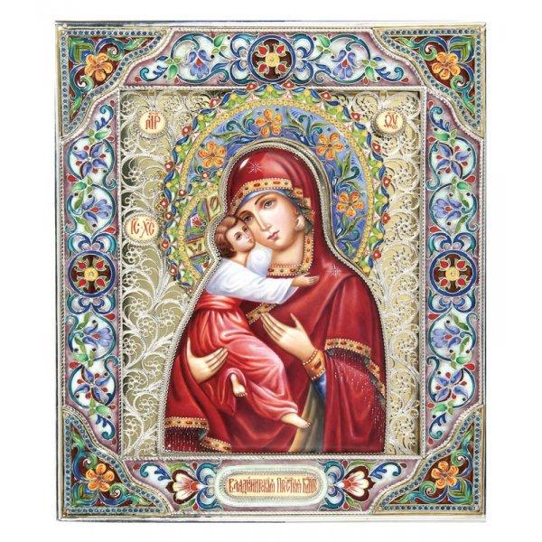 Икона Божией Матери Владимирская 24*30, арт рфИ-119