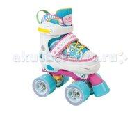 Детские ролики Hudora Skate Wonders Розовый