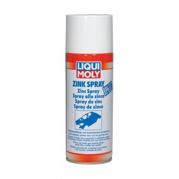 Zink Spray — Цинковая грунтовка 0.4 л.