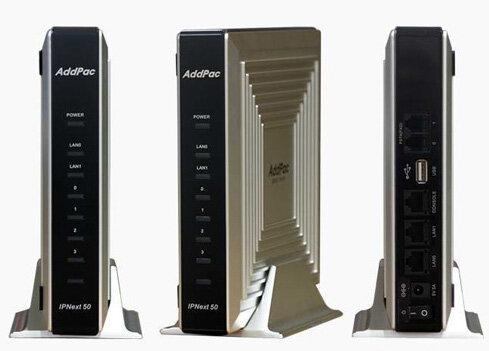AddPac IPNext50A (до 10 абонентов) - IP ATC