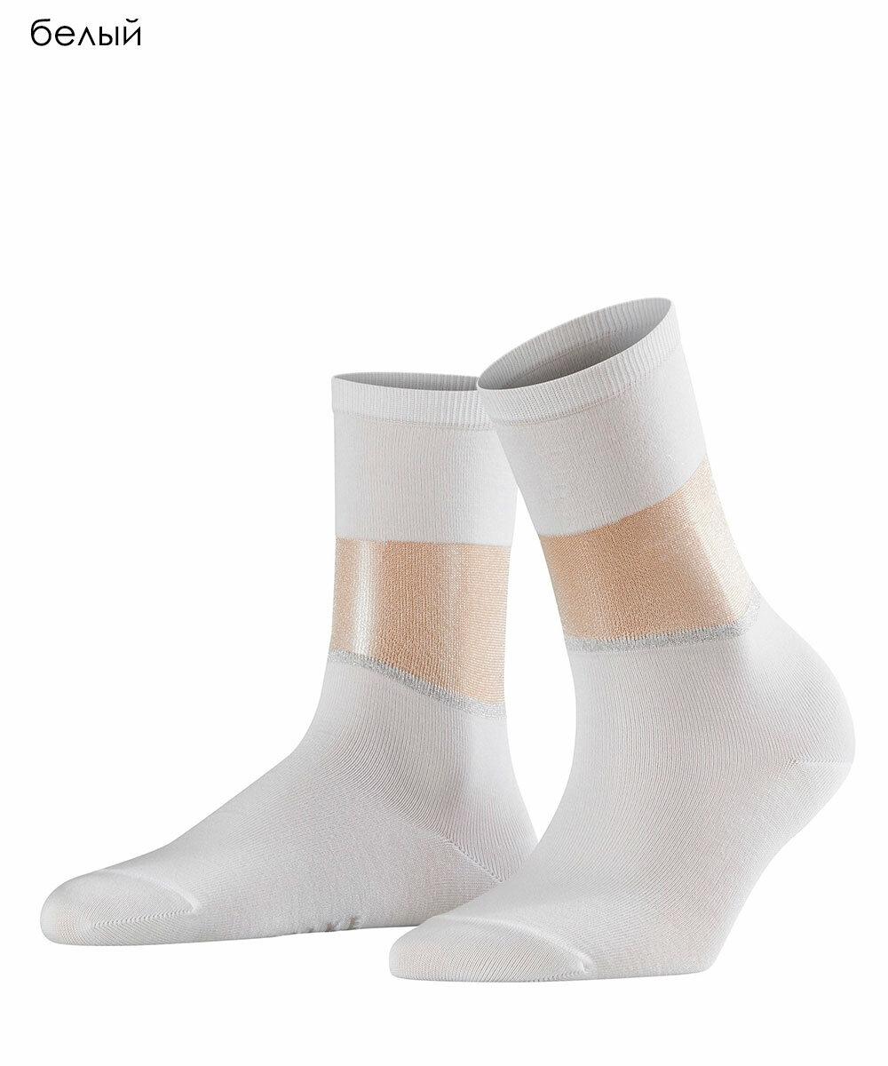 Женские носки 46319 Sheer Elegance SO Falke (белый), 39-42