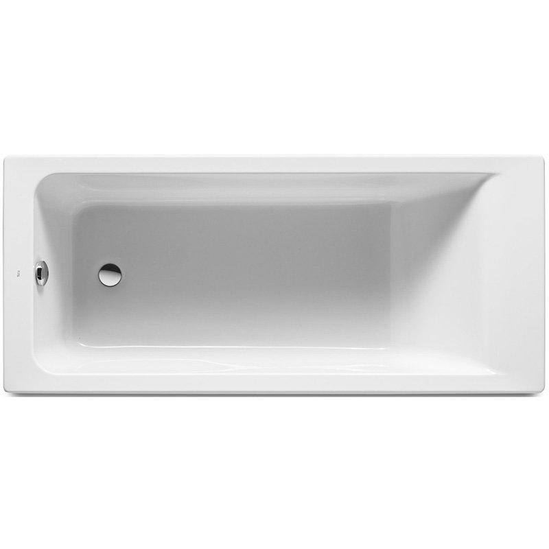 Акриловая ванна Roca Easy 170x70 без гидромассажа