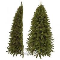 Triumph Tree Пристенная искусственная елка Лесная Красавица 185 см, леска 72012