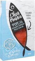 Форель Своя Рыбка холодного копчения филе-кусок 200г