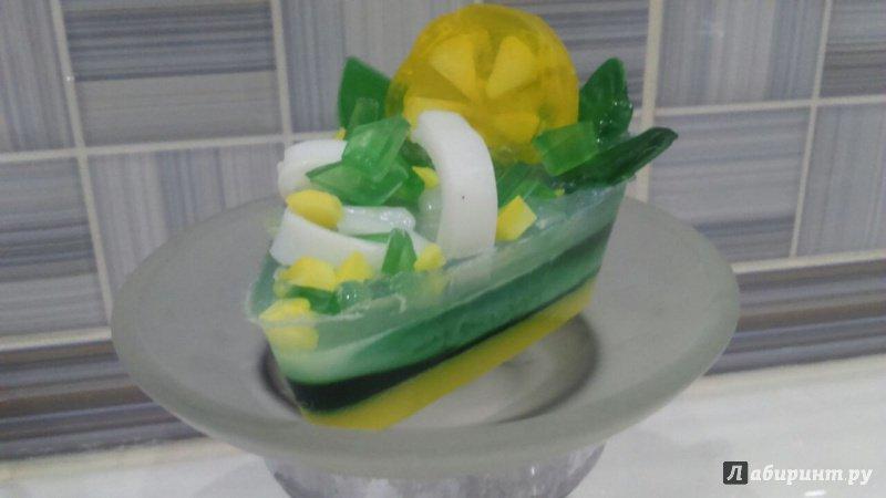 Набор для изготовления мыла Фантазёр