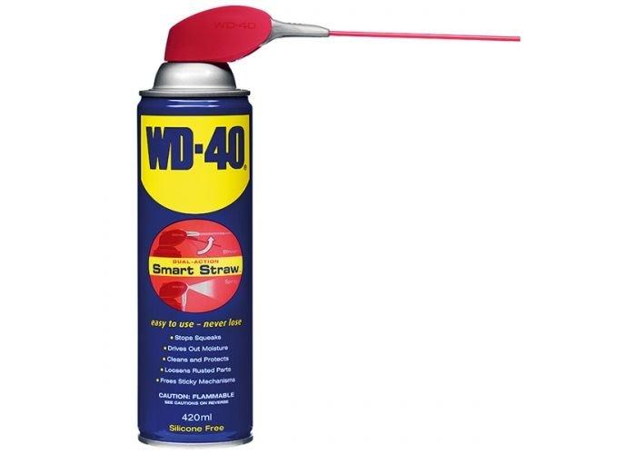 WD-40 Смазка Универсальная 420мл