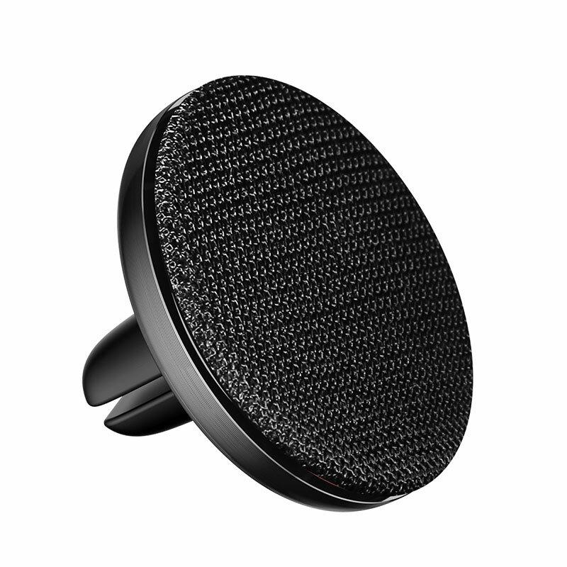 Автомобильный ароматизатор Baseus Car Fragrance Fabric Artifact SUXUN-BY01 (Черный)