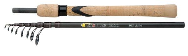 Спиннинг Shimano EXAGE BX STC MINI TELE SPINN 210 ML
