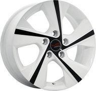 LegeArtis _Concept-KI509 7x18/5x114.3 D67.1 ET35 Черный - фото 1