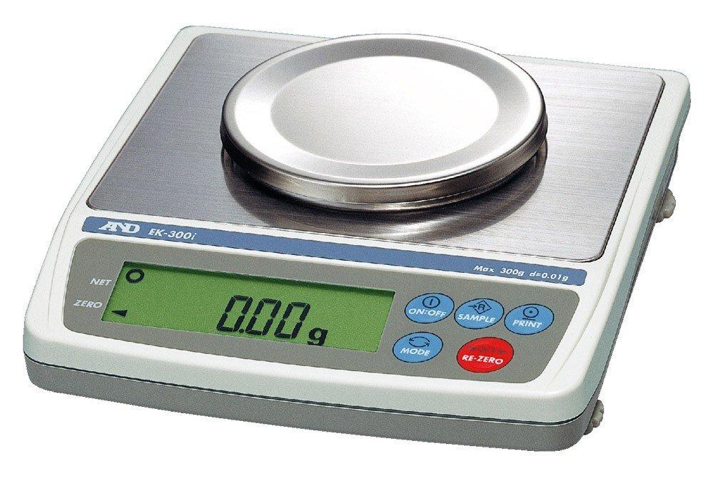 Весы лабораторные AND EK-410i