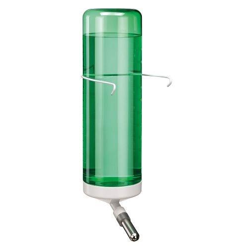 Поилка-шарик для грызунов FERPLAST Drinky L188 600 куб.см. на крючках (цветная коллекция)