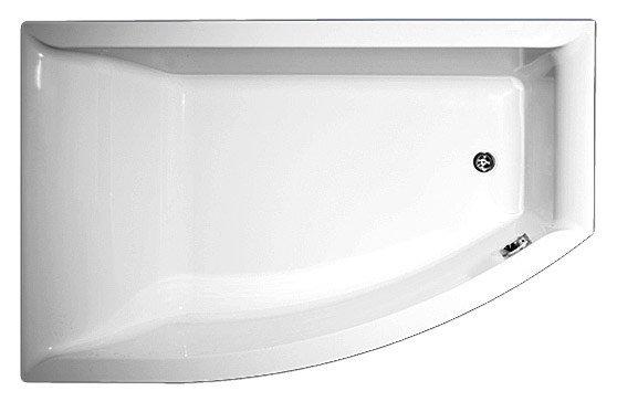 Отдельно стоящая ванна Vagnerplast Veronela 160 L
