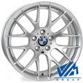 Диски Replica WSP Italy W675 7.5x18 5/120 ET47 d72.6 Silver - фото 1
