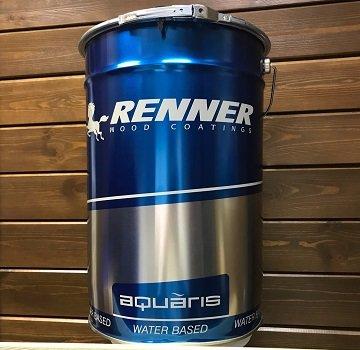 Масло для планкена и террас Renner YS М300 1 литр