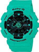 Японские наручные часы Casio Baby-G BA-111-3A с хронографом