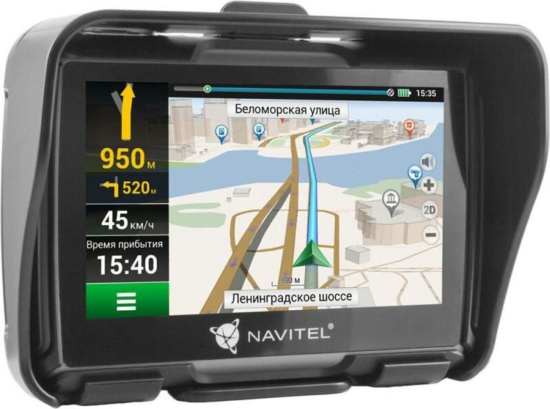 Навигатор автомобильный GPS Navitel G550