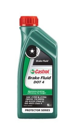 Тормозная жидкость Castrol Brake Fluid DOT 4 1л (157D5A)