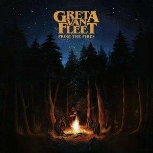 "Greta Van Fleet ""виниловая пластинка From The Fires (1 LP)"""