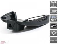 Штатный автомобильный Ultra HD (1296P) видеорегистратор с GPS AVS400DVR (#116) для MERCEDES-BENZ