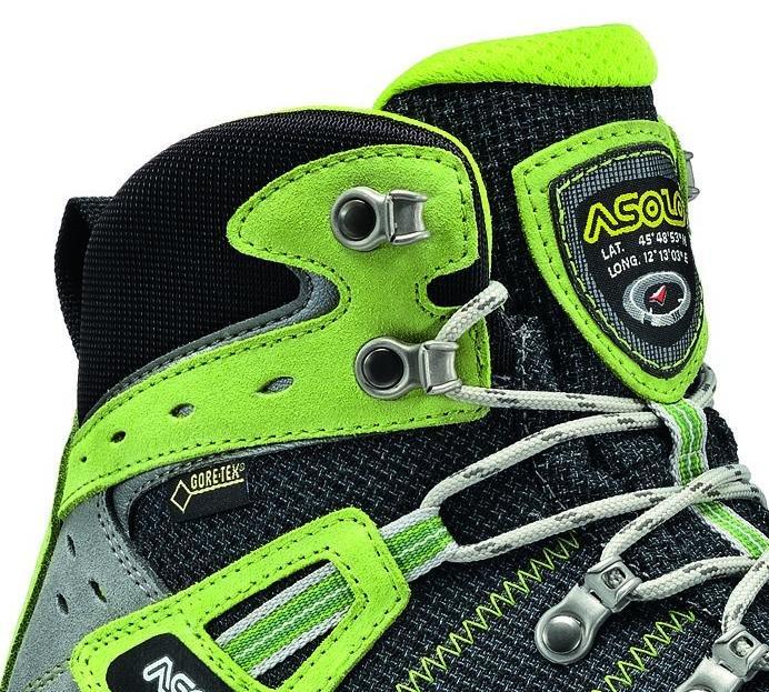Ботинки ASOLO