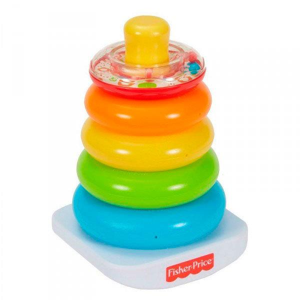 Игрушка для малышей Mattel Fisher-Price FHC92 Фишер Прайс Пирамидка