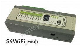Аудиорегистратор ОСА S4WIFI (4 канала мкф+тел)