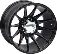 Диск Тойота Ниссан литой черный 6x139,7 8,5xR16 d110 ET-15 OFF-ROAD Wheels A1685-63910BL-15 - фото 1