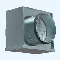 FBCr 100 Shuft Фильтр для круглого канала