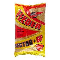 Прикормка GF Sector фидер конопля 1.000кг