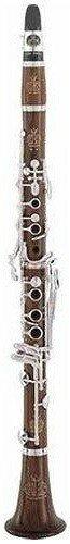 Amati ACL 521-OK кларнет Bb, полупрофессиональный, 17 клапанов, 6 колец, с футляром