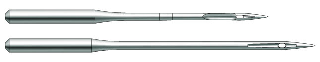 Швейная игла Groz-Beckert 134-35 D №160 для кожи