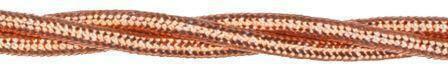 Ретро кабель (50м) 3*0.75 медь, ПВОэ Подольсккабель