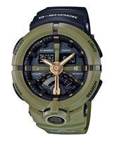 Мужские часы Casio GA-500P-3A кварцевые